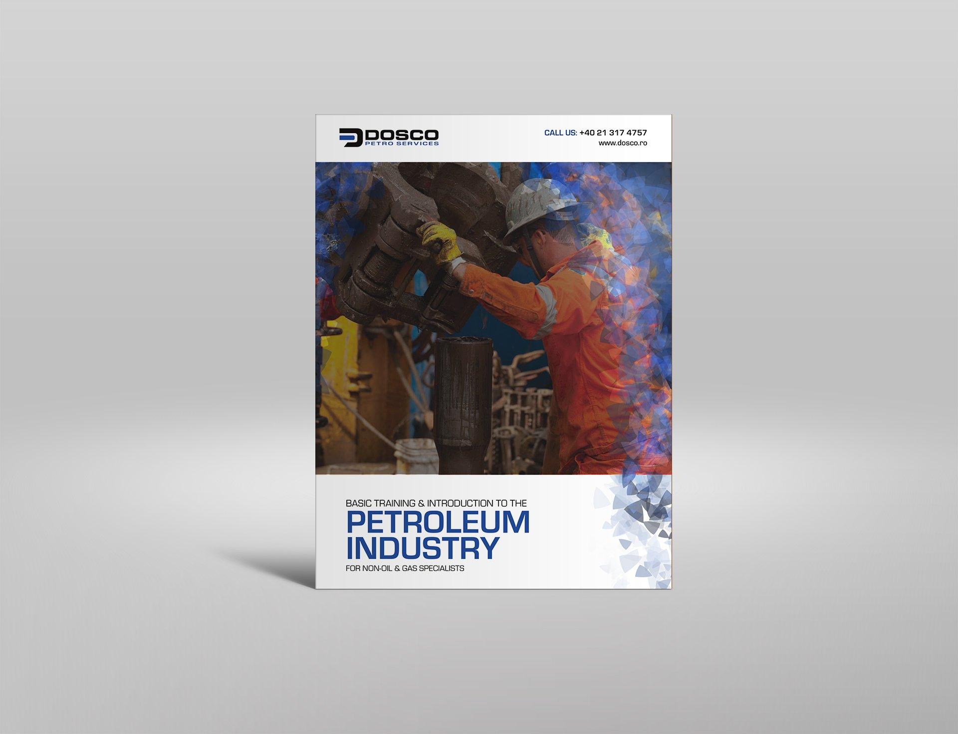 Petroleum Training Brochure voor Dosco